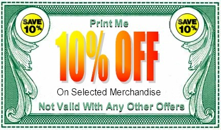 10%25 Off On Selected Merchandise